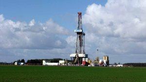 Tightgas-Bohrung Düste Z10 im Landkreis Diepholz ©chef79