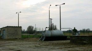 """Erdgasfördersonde """"Peckensen 4"""" Fundbohrung des Lagerstättenkomplexes Altmark chef79"""