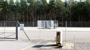 """Erdgasbohrung """"Soltau Z2a"""". Zustand März 2012 nach erfolgloser Ablenkung im Jahr 2011. chef79"""