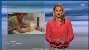 """Panorama und der """"Brennende Wasserhahn"""". Screenshot aus der ARD Mediathek."""